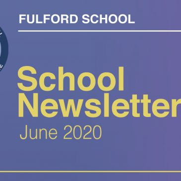 Fulford School Newsletter June 2020
