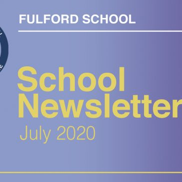 Fulford School Newsletter July 2020