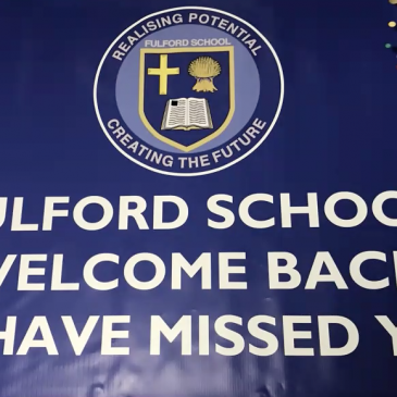 Welcome Back to Fulford School 2020