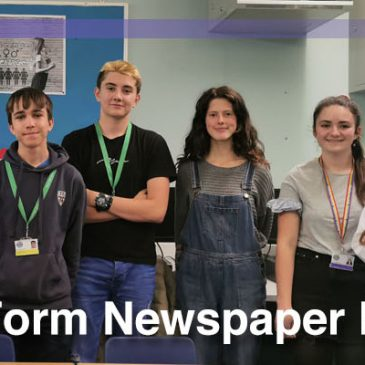 Fulford's Finest – School Newspaper – Lockdown Edition, Out Now!