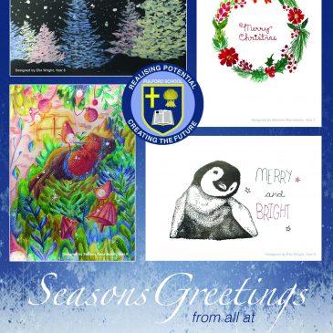 Seasons Greetings from all at Fulford School