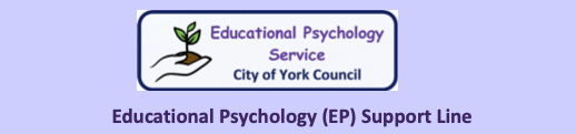 New Educational Psychology Flier for York Council Weekly Helpline