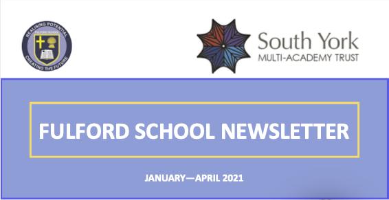 Fulford School Newsletter April 2021