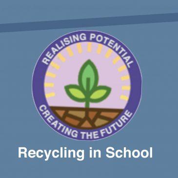 Fulford School's Recycling Push