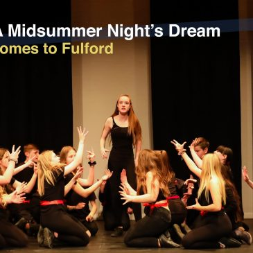 'A Midsummer Night's Dream' Comes to Fulford